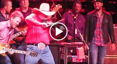 Charlie Daniels celebrated his 80th birthday but made sure his fans knew age was nothing to keep him off stage. With the help of Luke Bryan, the men...