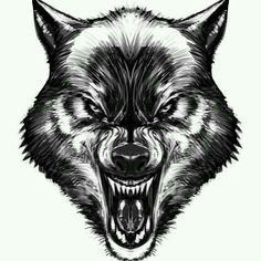 trendy how to draw a wolf face ink Wolf Tattoos, Animal Tattoos, Body Art Tattoos, Wolf Face Tattoo, Werewolf Tattoo, Werewolf Art, Wolf Tattoo Sleeve, Knee Tattoo, Wolf Tattoo Design