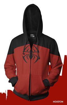 Scarlet Spider hoody