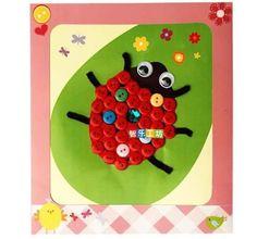 button bugs craft