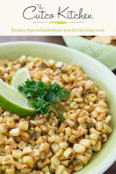 Mexican Corn Dip I hot corn and jalapeño combine in this recipe that can be served as a side dish or as a dip I Cutco Kitchen Mexican Corn Dip, Corn Dip Recipes, Hot Corn, Game Day Snacks, Kitchen Recipes, Food Preparation, Food Hacks, Finger Foods, Dips