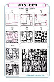 Bildergebnis für tangle pattern