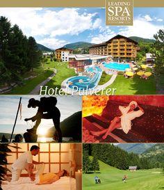 Wellness der Extraklasse inmitten von Kärntens unberührter Landschaft. Willkommen im Hotel Pulverer! #leadingsparesorts #wellness #pulverer #urlaub #kärnten #golf #wandern #verwöhnen