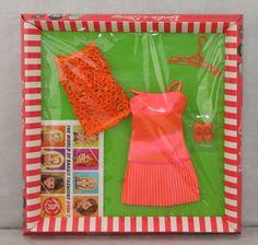 Barbie Disco Dater #1807 de 1967 à 68