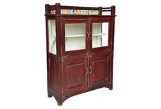 A piece for the larder? Larder, China Cabinet, Storage, Furniture, Home Decor, Purse Storage, Decoration Home, Chinese Cabinet, Room Decor