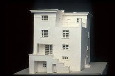 Adolf Loos, Rufer House, Vienna, Austria, 1922 (click through for more info)