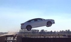 Fords can Fly!