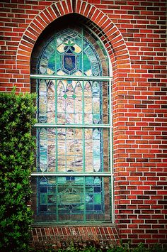 1942 First United Methodist Church, Winter Garden Fla. by C.S. Conner & Family Photography, via Flickr