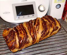 Recette Krantz Cake Thermomix par floflo1522 - recette de la catégorie Pâtisseries sucrées
