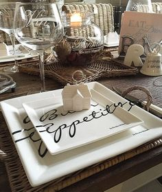 Eat,drink and be happy❤️ #rivieramaison #paradisetinterior #passion4interior…