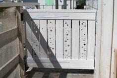 IKEA Hackers: outdoor  Cute Deck-Gate