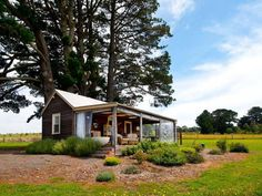 little house in the fields
