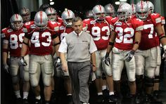 Ohio State ~ Sorry, Jim, that you had to take the fall for all college sports :-(