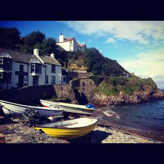 Little Haven, Pembrokeshire, Wales, UK Beautiful memories!