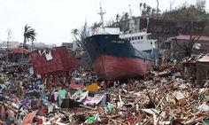 Aftermath of Haiyan (Yolanda) Tacloban