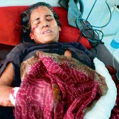 Mulher de 54 anos mata leopardo com uma pá agrícola na Índia