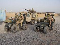 Thursday, August 29, 2013 -Tactical Use of ATV 'Four-Wheelers'