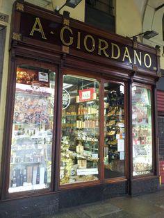 cioccolateria #Giordano in piazza Carlo Felice