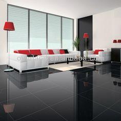 Piso de baldosas de cerámica 600x600 te negro-imagen-Alicatados-Identificación del producto:744086399-spanish.alibaba.com