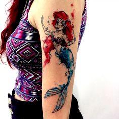 #Ariel #TheLittleMermaid  @johnneedle