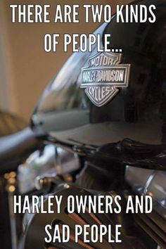 Which one are you?  #HarleyDavidson #Happy
