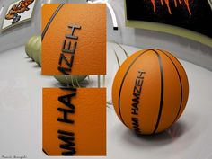 BASKETBALL(modeling and rendering) by RAMI HAMZEH on Behance