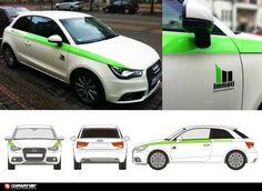 Referenzen Fahrzeugbeschriftung und Autobeschriftung