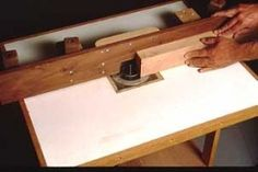 Home made edge jointer by mia guitars i made this edge jointer router table fence homemade router table fence featuring integral clamps and a fine adjustment mechanism keyboard keysfo Choice Image