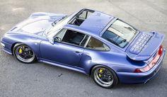 Porsche 993 Turbo in Full S Spec