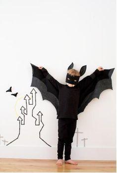 Disfraz casero de vampiro para Halloween | Fiestas y Cumples