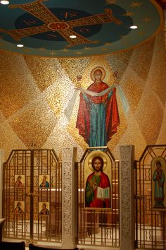 National Shrine of the Immaculate Conception in Washington D.C. http://www.nationalshrine.com/