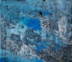 Vasco Bendini Studio, 2007 tempera acrilica su tela, cm 80x90