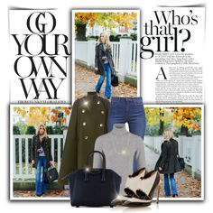How To Wear Make Life Easier Military Coat Outfit Idea 2017 - Fashion Trends Ready To Wear For Plus Size, Curvy Women Over 20, 30, 40, 50