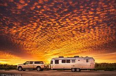 Photographer Joe Hendricks said that this shot is of one of the most amazing sunsets he ha...