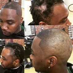 #selectstyles #fadespecialist #barbershop #haircut #fade #menscut #parts #black #cuts #cleancut #baldfade #cutrepair