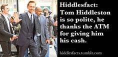 "Hiddlesfacts he probably says ""bless you"" too. I'm picturing it and I'm dying."