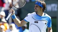 David Ferrer loses to Kevin Anderson in Indian Wells 2013