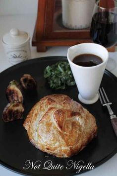 Individual Beef Wellingtons - Hire A Chef fundraiser