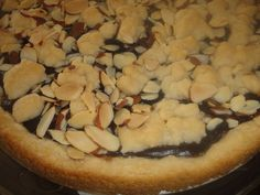 June 29 * National ALMOND BUTTERCRUNCH Day * ALMOND JAM CROSTATA (buttery cookie crust w/jam & sliced almonds ~ sugar or sugar-free) * MILK CHOCOLATE Chip ALMOND COOKIES (from scratch) ** CRISPY Oven-FRIED DILL PICKLES (appetizer or side) * CILANTRO LIME JALAPENO VINAIGRETTE (light, fresh salad dressing)