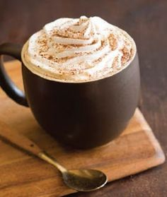 Tiramisu latte met koekkruiden
