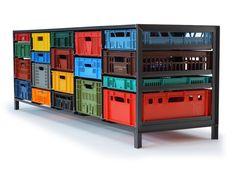 市場水果籃收納櫃加強版 - DECOmyplace 新聞