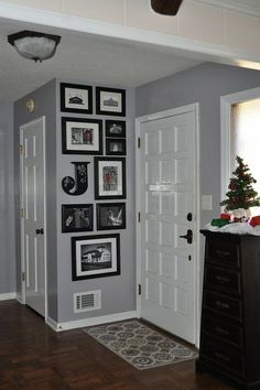 Updating our entryway. We moved into our home 8 months ago and I have… :: Hometalk