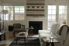 4Rochelle #livingroom #fireplace