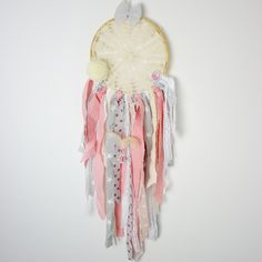 Dream catcher Kids Teepee Decoration Wall art dreamcatcher wall hanging mobile- In My Imagination by MamaPotrafi on Etsy