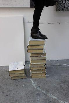 As many books as she likes