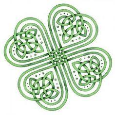 Image: Celtic_shamrock.jpg - LoveToKnow Tattoos