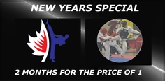 Whitby Taekwondo Specials, For the month of January only New Year Special, Taekwondo, Martial Arts, January, Movie Posters, Film Poster, Popcorn Posters, Martial Art, Billboard