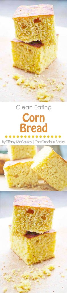 clean eating recipes clean eating corn bread corn bread recipe cleaneating eatclean