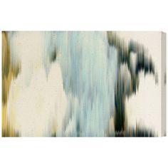 Oliver Gal Artana Baritone Graphic Art on Canvas