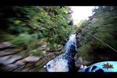 Tsitsikamma Falls Adventures - Zip-Line TsiTsiKamma - Africa Travel Channel Travel Channel, Africa Travel, Bald Eagle, South Africa, River, Adventure, Zip, Park, Animals